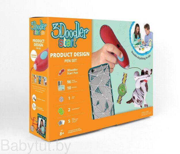 3D ручка 3Doodler Product Design Pen Set