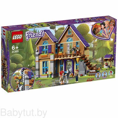 Конструктор LEGO Friends Дом Мии 41369