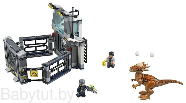 Конструктор Lego Jurassic World 75927 Побег Стигимолоха из лаборатории