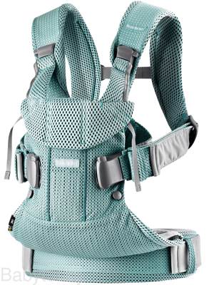 Рюкзак-кенгуру BabyBjorn One Air Mesh Мятный