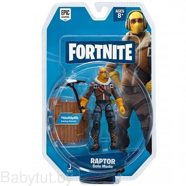 Фигурка Fortnite Raptor FNT0014