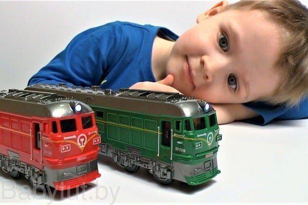 польза детских железных дорог