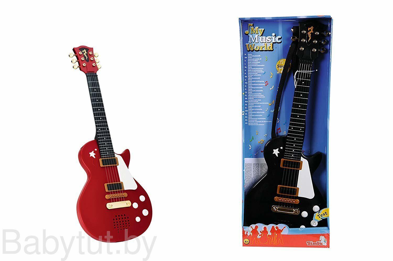 купить гитару в кредит