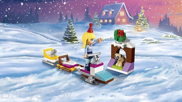 Адвент календарь LEGO Friends Адвент календарь