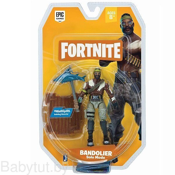 Фигурка Fortnite Bandolier FNT0013