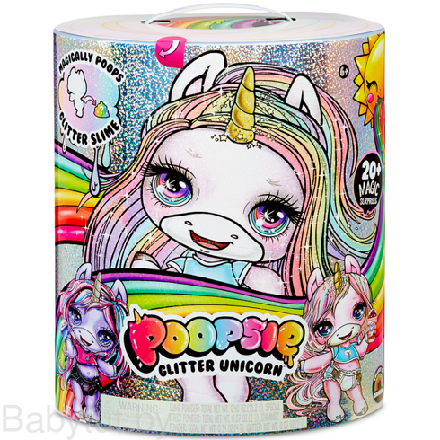 Единорожка Poopsie Surprise Glitter Unicorn 561132