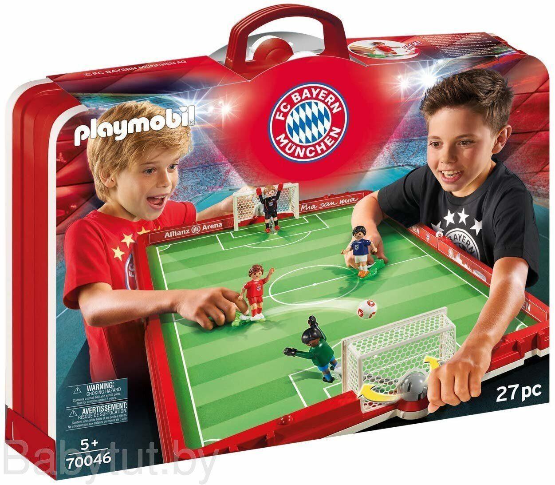 Детская футбольная спортшкола бавария мюнхен