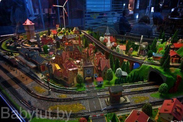 игрушки детские железные дороги