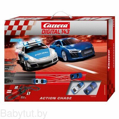 Трек Carrera Digital 143 Action Chase 40033