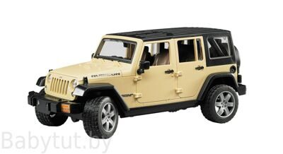 Внедорожник  Jeep  Wrangler Unlimited Rubicon BRUDER (БРУДЕР) 02525
