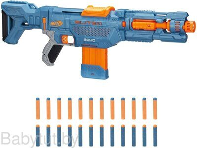 Бластер Нёрф Элит 2.0 Эхо Nerf Elite 2.0 ECHO CS-10 E9533