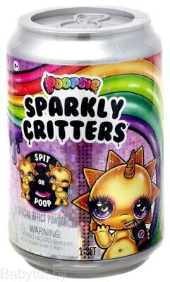 Единорог Poopsie Sparkly Critters 1-2