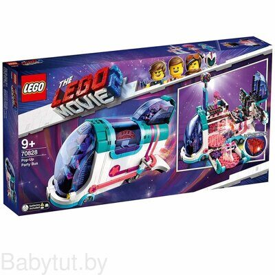 Конструктор LEGO Movie 2 Автобус для вечеринки 70828