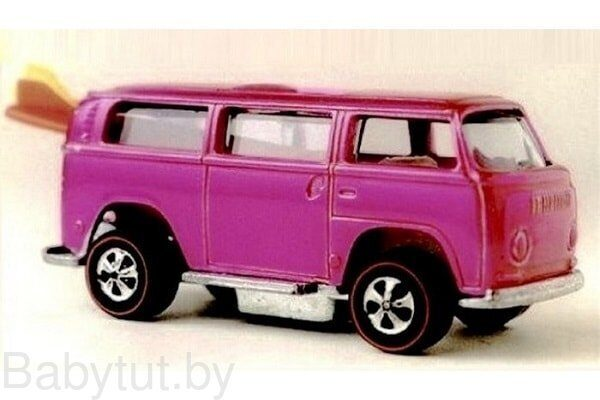 Volkswagen Beach Bomb в розовом
