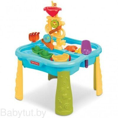 Песочница Fisher Price Водный парк 2в1